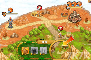 《城邦争霸中文版1.1.3》游戏画面3