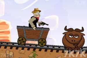 《矿车大作战》游戏画面1