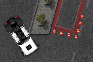 卡车停车场