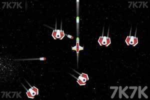 《疯狂战斗机》游戏画面1