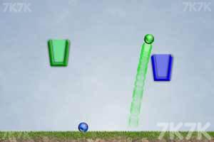 《弹球入杯》游戏画面2