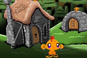 《逗小猴开心系列21》游戏画面1