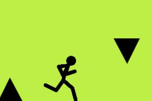 《曲棍球手跑者》游戏画面1