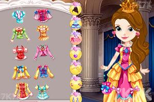 《索菲亚小公主的餐厅》游戏画面3