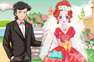 《王子和人鱼公主的婚礼》游戏画面4