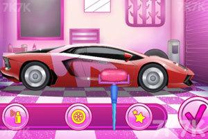 《梦幻汽车改造》游戏画面2