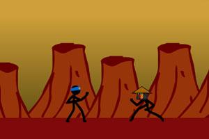 《致命格斗》游戏画面1