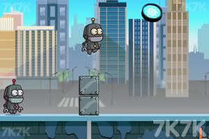 《机器人兄弟》游戏画面4