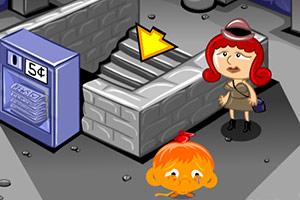 《逗小猴开心系列23》游戏画面1