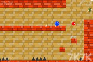 《红球与绿球王》游戏画面3
