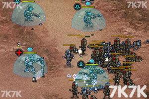 《星际战甲中文无敌版》游戏画面3