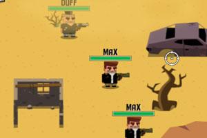 《荒地战士》游戏画面1
