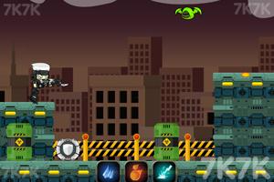 《外星人狩猎者》游戏画面3