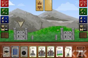 《城堡纸牌战3中文版》游戏画面3