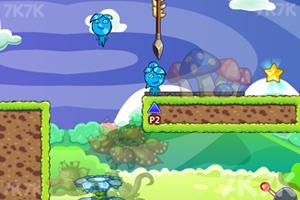 《超级冰火人冒险3无敌版》游戏画面2