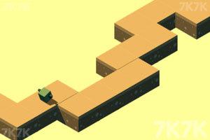 《方块冲刺》游戏画面2
