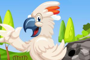 《营救开心的鹦鹉》游戏画面1