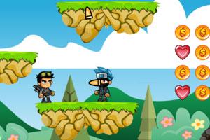 《熔岩岛冒险》游戏画面1