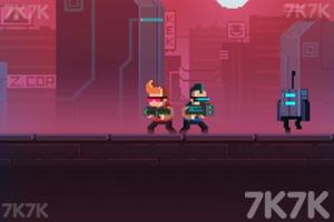 《镭射枪兄弟》游戏画面2