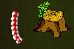 《波波蛇》游戏画面1