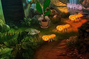 《救援部落女孩》游戏画面1