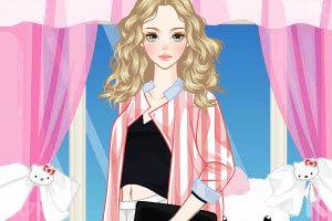 《粉色服饰》截图1
