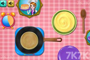《黄油牛奶煎饼》截图3