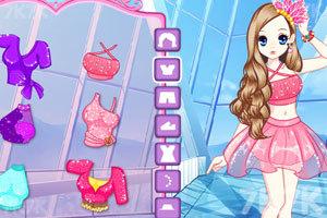 《森迪公主的舞蹈服装》游戏画面3