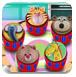 儿童动物蛋糕
