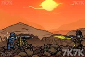 《守衛戰線》游戲畫面4