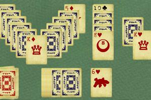 《纸牌大冒险》游戏画面1