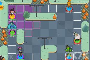 《停车场战争》游戏画面3