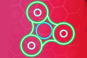 《霓虹转轮》游戏画面1