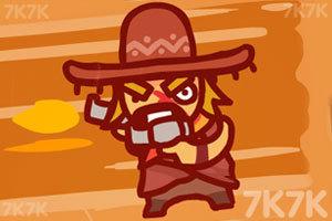 《牛仔复仇记》游戏画面1