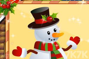 《淘气的圣诞节》游戏画面1