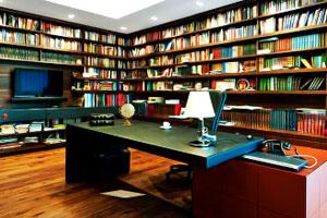 逃出豪华图书馆
