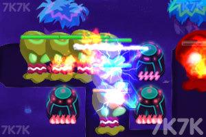 《异形星球塔防》游戏画面2