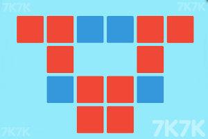 《改变方块颜色》游戏画面2