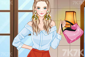 《各式包裙装》游戏画面2