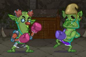 《巨魔拳击》游戏画面1