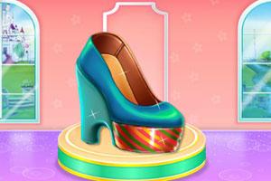 《公主鞋设计师》游戏画面1