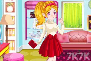 《娜娜的秋季新装》游戏画面2