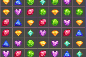 《宝石匹配》游戏画面1