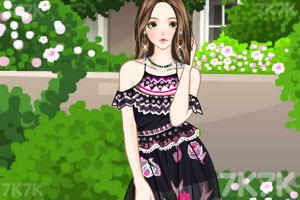 《民族风的服饰》游戏画面3