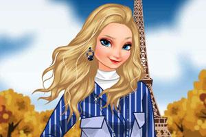 秋天的巴黎