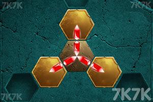 《蜂巢谜题》游戏画面1