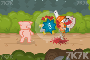 《疯狂小猪》截图1