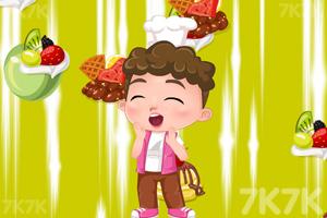 《水果馅饼小能手》游戏画面3