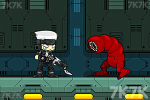 《外星人狩猎者2》游戏画面1