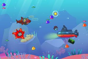 《深海巨鲨无敌版》游戏画面1